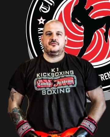 rickie lee gomes amateur kickboxen